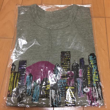 新品未開封 小沢健二 東京の街が奏でる Tシャツ カーキ M ライブグッズの画像