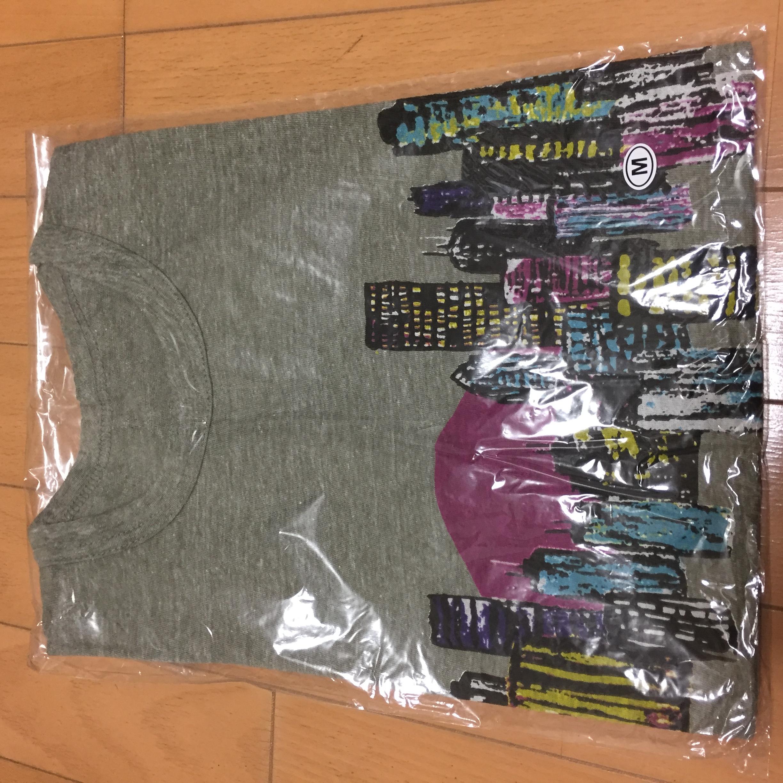 新品未開封 小沢健二 東京の街が奏でる Tシャツ カーキ M