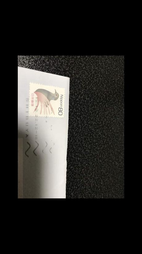 星野みなみ 直筆クリスマスカード ライブ・握手会グッズの画像