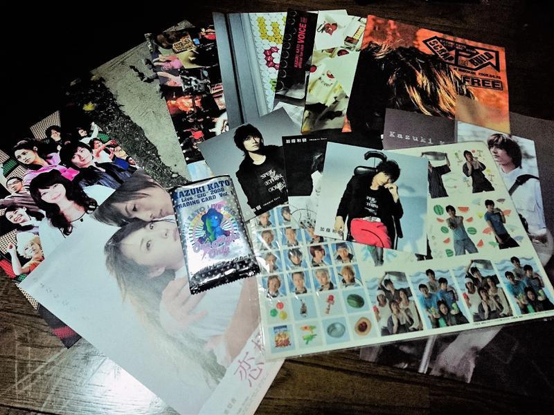 加藤和樹 写真集・雑誌・CD・DVD等詰め合わせ ライブグッズの画像