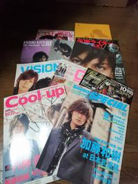 加藤和樹 写真集・雑誌・CD・DVD等詰め合わせ ライブグッズの画像 2枚目