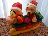 プーさん クリスマス ディズニーグッズの画像