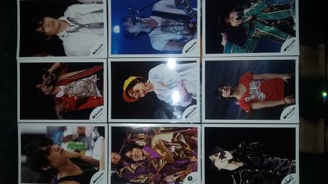 公式写真9枚 リサイタルグッズの画像