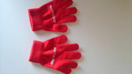 手袋 コンサートグッズの画像