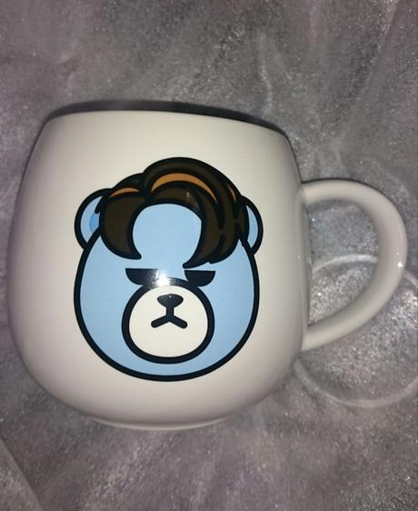 BIGBANGエラモルマグカップ未使用 スンリ ライブグッズの画像