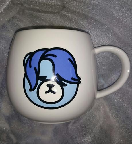 BIGBANGエラモルマグカップ未使用D-LITEテソン グッズの画像