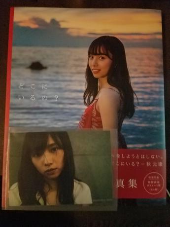 乃木坂46 新内さん写真集 ライブ・握手会グッズの画像