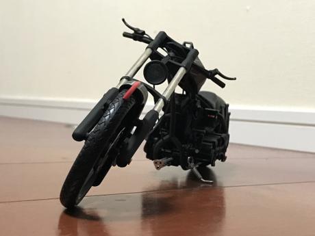 アメリカンチョッパー デッドストック アパッチバイク 1/12 グッズの画像