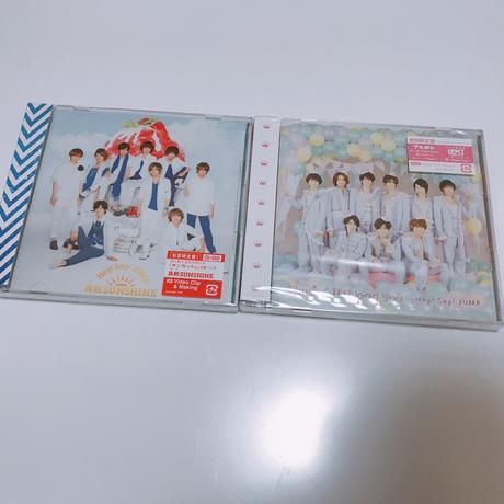 Hey! Say! JUMP 未開封 CD コンサートグッズの画像