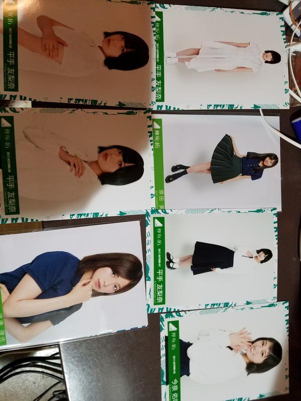 (成約済みりゅうじまる様専用)欅坂46 写真 ライブ・握手会グッズの画像