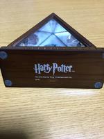 ハリーポッター コレクターボックス付き、ホークラックスリング グッズの画像 3枚目