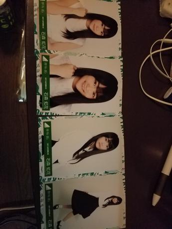 欅坂46 写真 4枚 石森さん ライブ・握手会グッズの画像