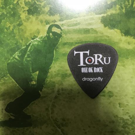 ONE OK ROCK TORU ピック ライブグッズの画像