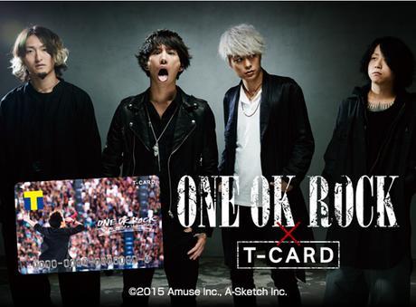 ONE OK ROCK 限定 Tカード 【新品未使用】希少! ライブグッズの画像