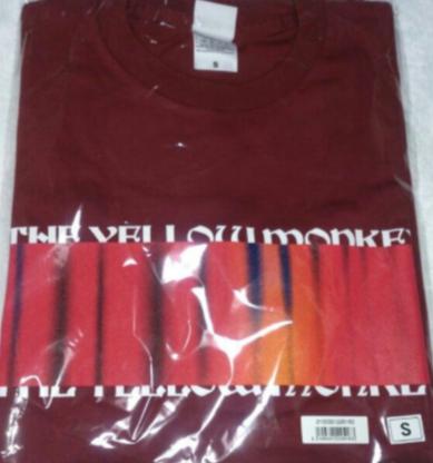 THE YELLOW MONKEY 2016ツアーSLS ツアーTシャツ