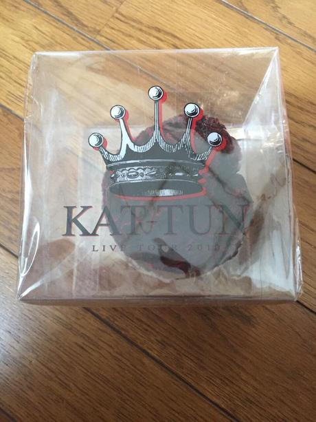 KAT-TUN ストラップ コンサートグッズの画像
