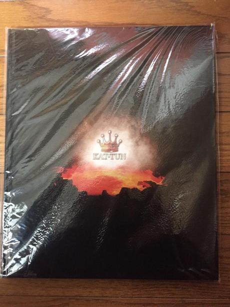 KAT-TUN パンフレット グッズの画像