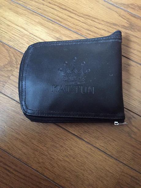 KAT-TUN バッグ コンサートグッズの画像
