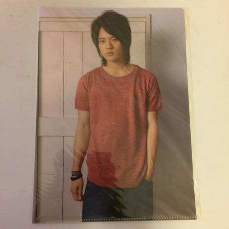 岡本圭人 クリアファイル コンサートグッズの画像