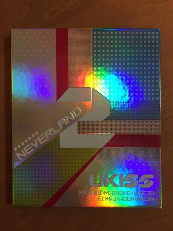 U-KISS 韓国盤アルバム NEVERLAND ライブグッズの画像