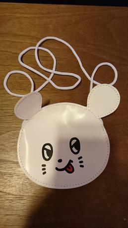 【みんと様専用】キュウソネコカミ ネズミくんポーチ コインケース ライブグッズの画像