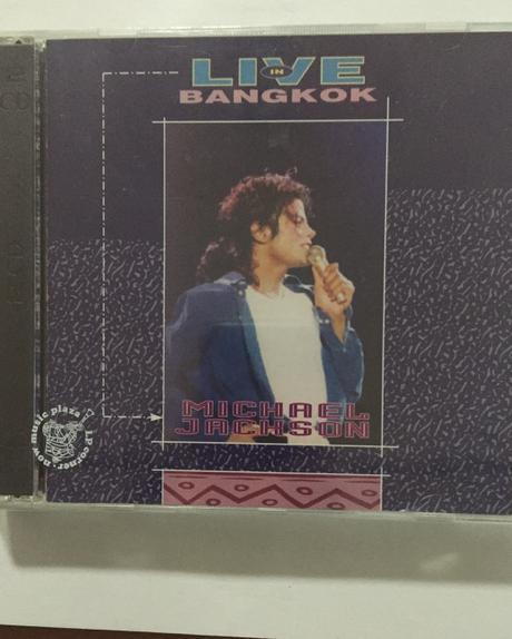 マイケルジャクソン♡ディンジャラスツアー  バンコックLIVE CD♡ ライブグッズの画像