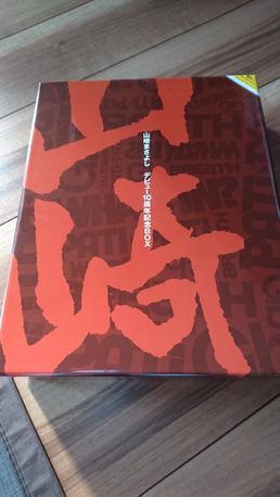 山崎まさよし デビュー10周年記念BOX ライブグッズの画像
