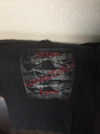 ストレイテナー ネクサスツアー ファイナル限定Tシャツ 最終値下げ ライブグッズの画像
