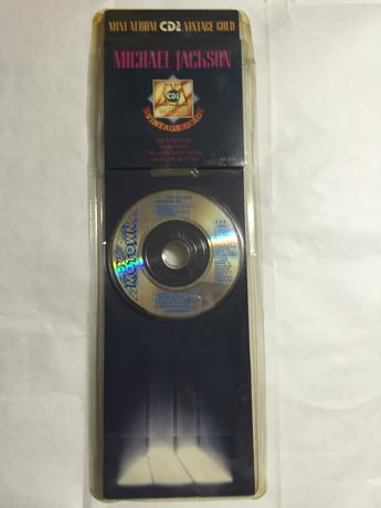 マイケルジャクソン  モータウン ビンテージ ゴールドシングルアルバム ライブグッズの画像