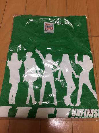 新品未開封 ももいろクローバーZ ウレロ☆未確認少女 Tシャツ ライブグッズの画像
