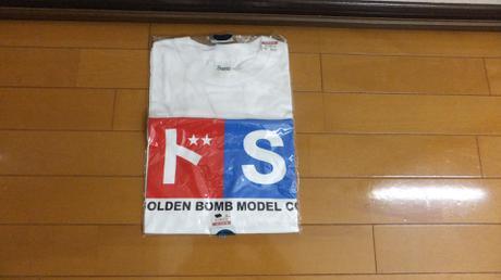 【未使用】ゴールデンボンバー 田宮風ドS Tシャツ(Mサイズ) ライブグッズの画像