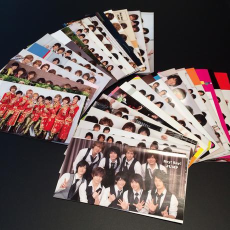 Hey! Say! JUMP 会報 No.1〜34まとめ売り