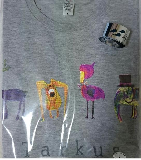 【希少】SEKAI NO OWARI『Tarkus』非売品Tシャツ