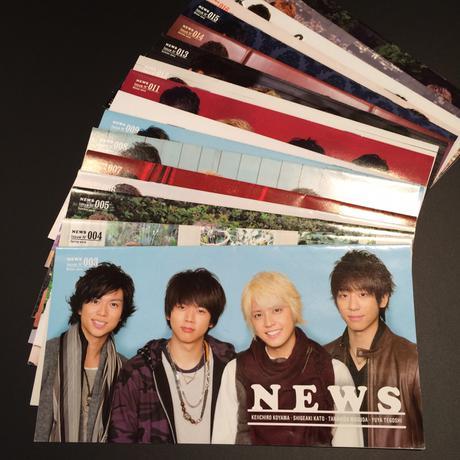 NEWS 会報 No.3-19まとめ売り コンサートグッズの画像