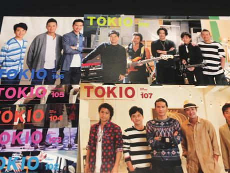 TOKIO FC会報