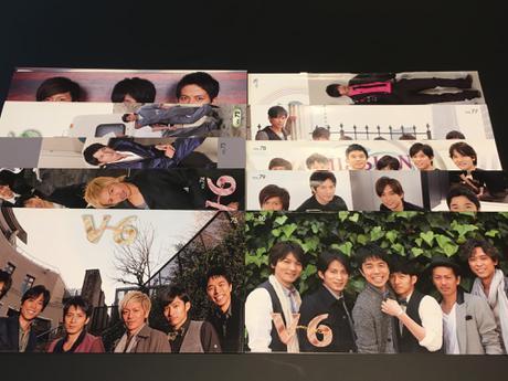 V6 FC会報 コンサートグッズの画像