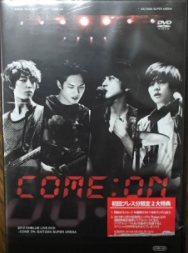 CNBLUE COME:ON