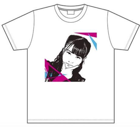 HKT48 松岡はな 生誕記念Tシャツ2017 ライブグッズの画像