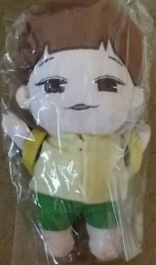 EXO チェン ぬいぐるみ