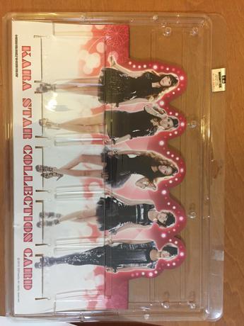 KARA カードコレクション★韓国非売品 ライブグッズの画像