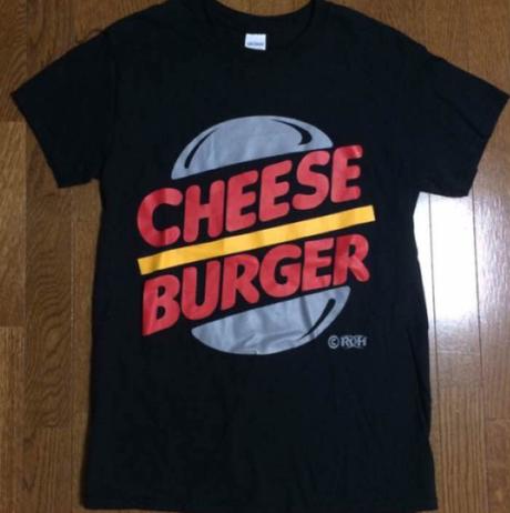 チーズバーガーシャツ グッズの画像
