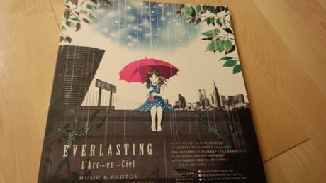 EVERLASTING  (LE-CIEL盤) ライブグッズの画像