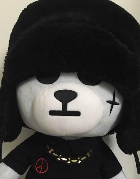BIGBANG GD ぬいぐるみ ライブグッズの画像
