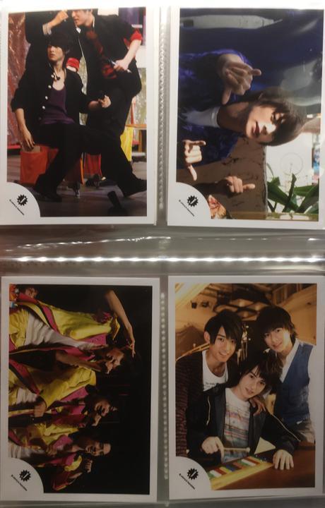 Mr.King 平野紫耀 公式写真 4枚セット コンサートグッズの画像