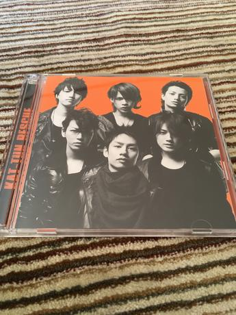 「RESCUE」<初回限定盤>CD+DVD