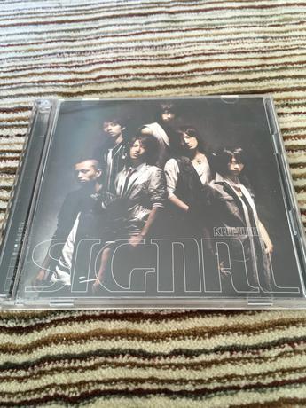 「SIGNAL」<初回限定盤>CD+DVD コンサートグッズの画像
