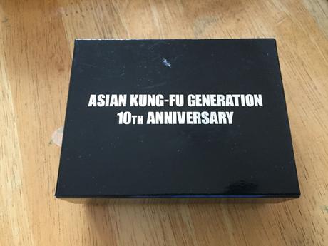 新品 ASIAN KUNG-FU GENERATION 10th ピンズ ライブグッズの画像