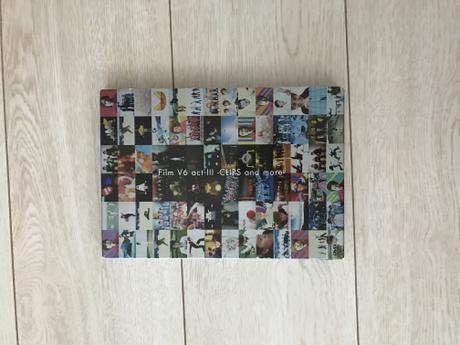 V6 MV特集のDVD コンサートグッズの画像