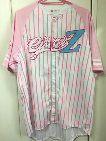 【中古品】ベースボールシャツ2012 佐々木彩夏 ライブグッズの画像