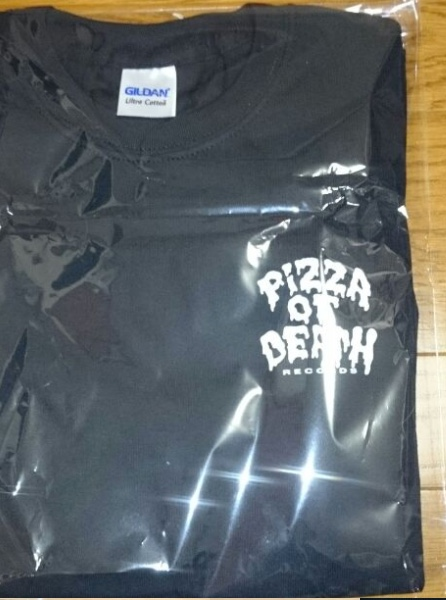 pizza of death Tシャツ 【新品未使用】